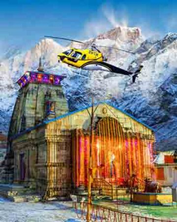 Do Dham Helicopter Yatra